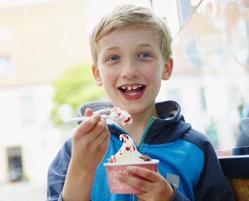 YOLOCO Frozen Yogurt Lecker Leicht Gesund Osnabrück