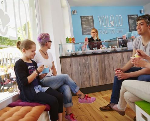 Frozen Yogurt in Osnabrück und Tecklenburg YOLOCO