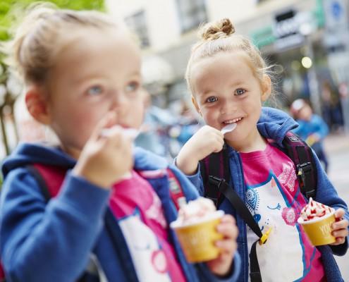 YOLOCO Frozen Yogurt Gesund und Lecker - ideal für Kinder