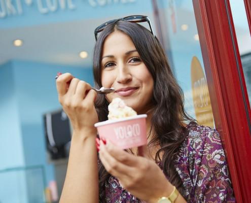 YOLOCO Frozen Yogurt in Osnabrück genießen