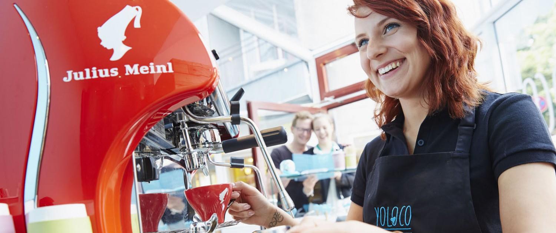 YOLOCO Frozen Yogurt und Kaffee in Osnabrück und Tecklenburg